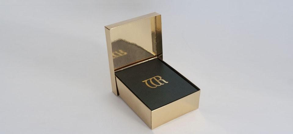 Etui do medalu w pudełku kartonowym