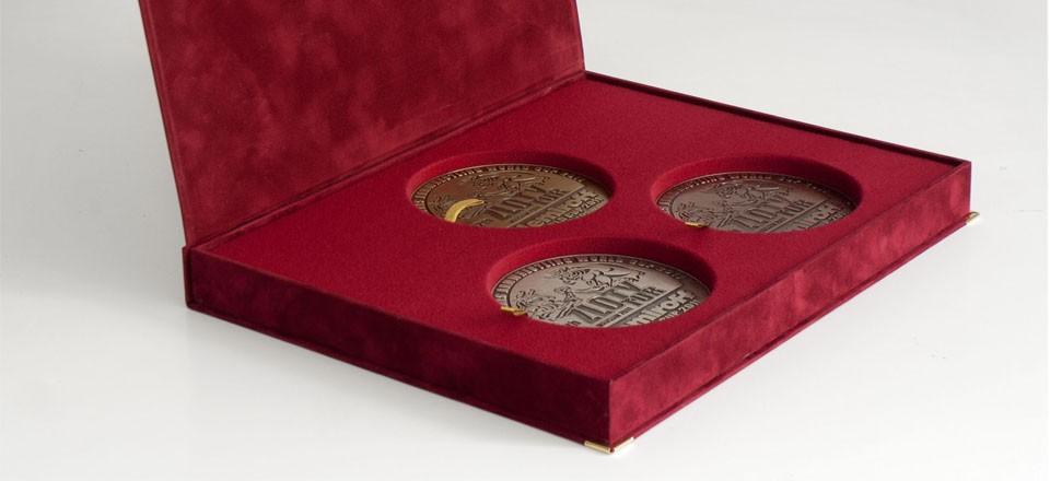 Złoty Tur – Etui do medali