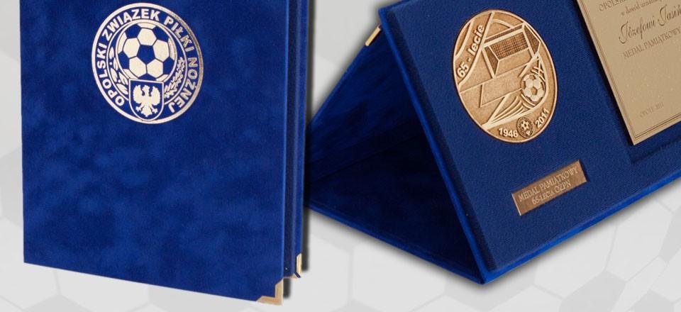 Etui na medal z dedykacją