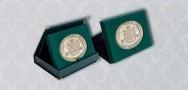 Etui do medalu – półkasetkowe / okładkowe