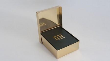 Medaille Etui im Kartonschachtel