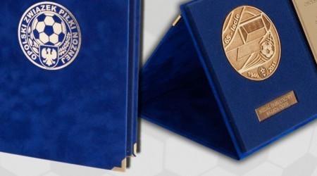 Этуи для медалей с посвящением